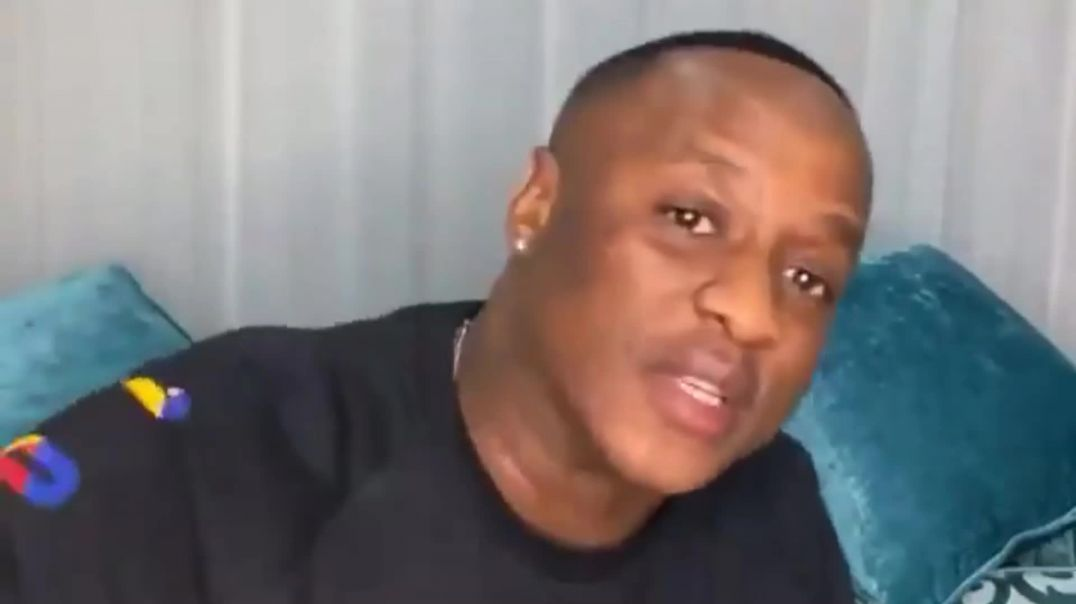 JubJub shares his views about the looting